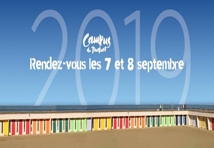 Campus du Touquet 2019