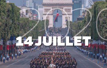 Joyeuse Fête Nationale 2020